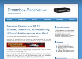 dreambox-receiver.info