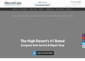 dreamcarsautorepair.com