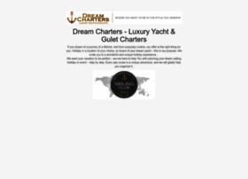 dreamcharters.com