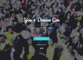 dreamcon.splashthat.com