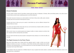 dreamcostume.com
