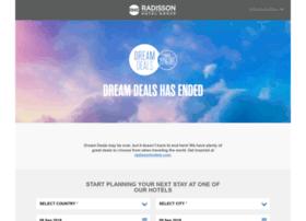 dreamdeals.clubcarlson.com