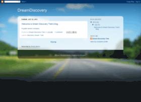 dreamdiscoverytrek.blogspot.com