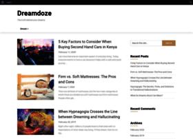 dreamdoze.com