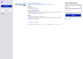 dreamfolk.fogbugz.com