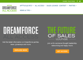 dreamforce.apttus.com