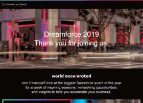 dreamforce.financialforce.com