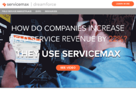 dreamforce.servicemax.com