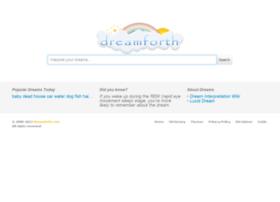dreamforth.com