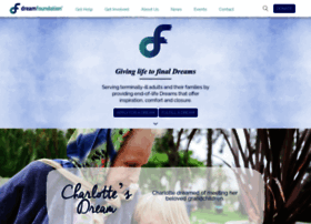 dreamfoundation.org