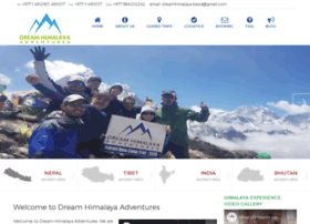 dreamhimalayaadventures.com