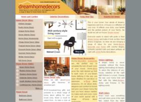 dreamhomedecors.com