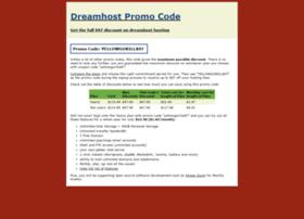 dreamhost-promo-code.yellowgorilla.net