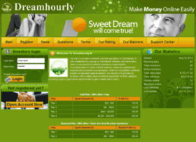 dreamhourly.tk