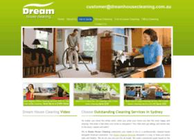 dreamhousecleaning.com.au