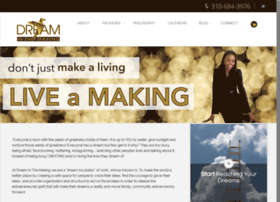 dreaminthemaking.com
