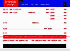 dreamjobs.com.pk