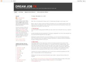 dreamjobtk.blogspot.com