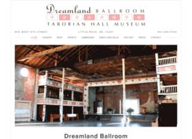 dreamlandballroom.org
