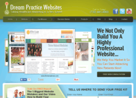 dreampracticewebsites.com