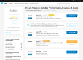 dreamproductscatalog.bluepromocode.com