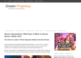 dreamprophesy.com