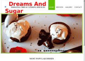 Dreamsandsugarcatering.com