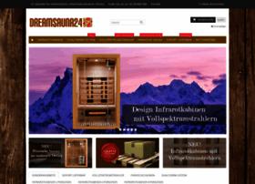 dreamsauna24.com