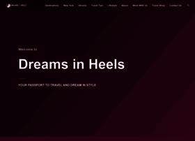 dreamsinheels.com
