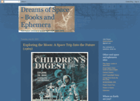 Dreamsofspace.blogspot.com