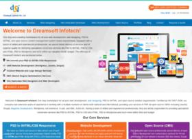 dreamsoftinfotech.com
