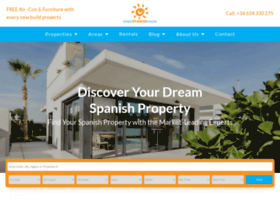 dreamspanishhomes.com