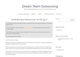dreamteamoutsourcing.com