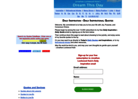 dreamthisday.com