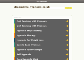 dreamtime-hypnosis.co.uk