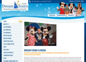dreamtoursflorida.com