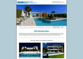dreamvillarentals.com