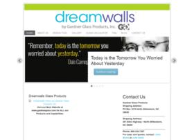 dreamwallsglass.com