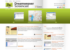 dreamweaver-screencast.de