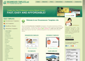 dreamweaver-templates.net