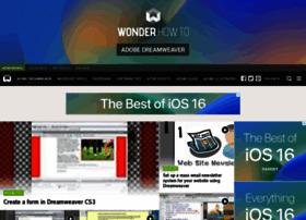 dreamweaver.wonderhowto.com