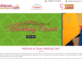 dreamweddingcard.com