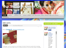 dreamweddingcard.wordpress.com