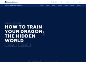 dreamworksdragons.com
