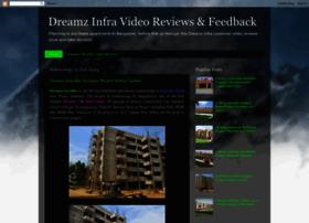 dreamzinfra-video-reviews.blogspot.com