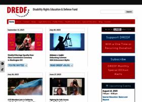 dredf.org