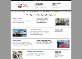 dredgebrokers.com
