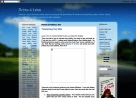 dress-4-less.blogspot.com