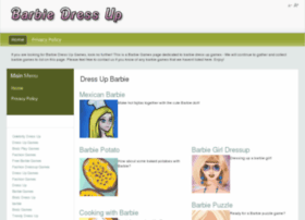 dress-up-barbie.com