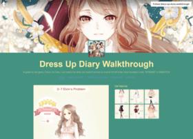 dress-up-diary-walkthrough.tumblr.com
